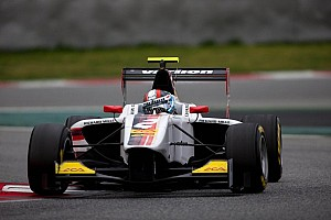GP3 Testing report Regalia reigns at Budapest mid-season test