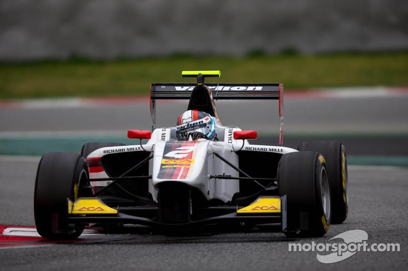 Regalia reigns at Budapest mid-season test