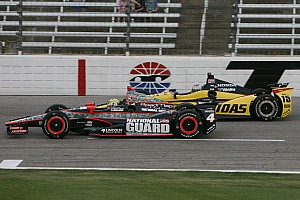 Servia finishes 19th at Texas