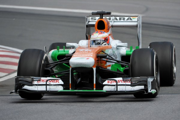 Relations 'good' after criticism and scuffle - di Resta