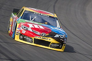 NASCAR Sprint Cup Preview Kyle Busch: Looking for a little luck of the Irish Hills