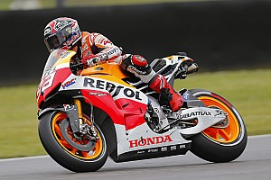 Relaxed Marquez keen to resume battle in Barcelona