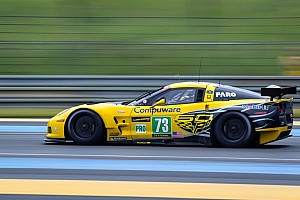 Le Mans Preview The future comes to Le Mans: A Taylor family Father's Day
