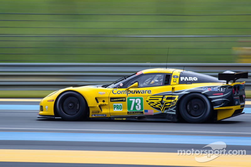 The future comes to Le Mans: A Taylor family Father's Day