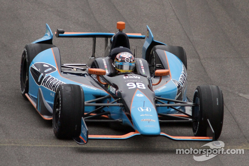 Day ends early for Barracuda Racing at Milwaukee IndyFest