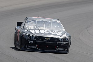 NASCAR Sprint Cup Race report Damaging spin spoils Kurt Busch's strong start in Michigan