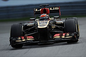 Formula 1 Breaking news New co-owner for Lotus team