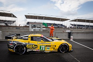 Corvette Racing at Le Mans: focusing on race setup