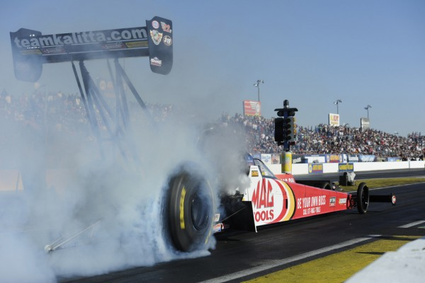 Force, Kalitta, Coughlin and Smith lead Friday qualifying in Epping