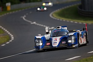 Le Mans Breaking news Toyota Racing: Le Mans 24 Hours update 1