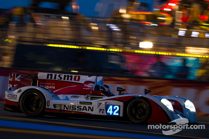Nissan success on and off track at Le Mans