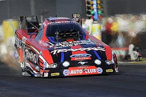 NHRA Race report C. Force, Massey, Johnson and Hall race to victories at New England Dragway