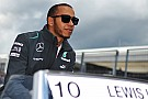 Silverstone test ban a blow to Mercedes - Hamilton