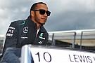 Silverstone test ban a blow to Mercedes - Hamilton