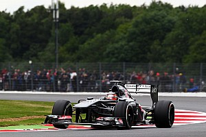 Disappointing qualifying for Sauber at Silverstone