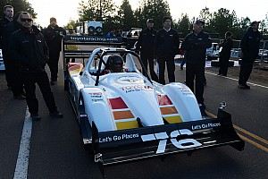 Rod Millen finished fourth in the Electric Class at Pikes Peak