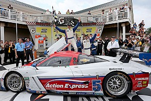Grand-Am Race report Barbosa, Fittipaldi make it two in a row with Watkins Glen victory