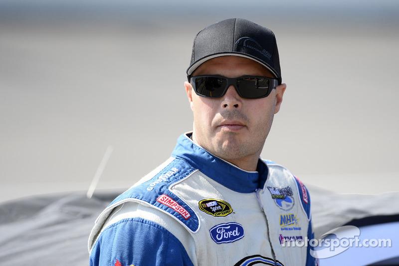 Gilliland looks for role reversal at Daytona