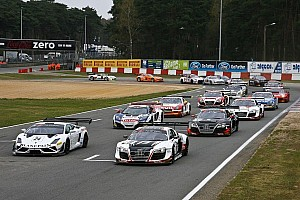 Blancpain Sprint Preview Duel in the Dunes in Zandvoort