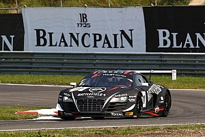 Blancpain Sprint Qualifying report WRT win qualifying race, but HTP Gravity Charouz show pace in Zandvoort