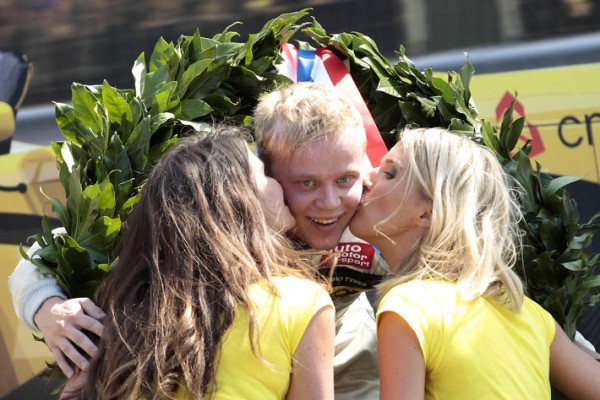 Second Masters Title for Rosenqvist at Zandvoort Park
