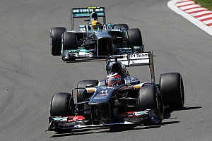 Formula 1 Breaking news 2013's F1 tyre saga races ahead to Hungary