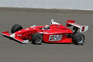 Indy Lights Race report
