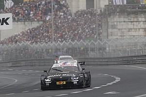 DTM Breaking news Plenty of action on the DTM show stage at Norisring