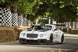 GT Breaking news Bentley reveals Continental GT3 details at global debut