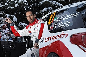 WRC Breaking news Al Qassimi eyes changes in WRC fortunes for Abu Dhabi Citroën partnership