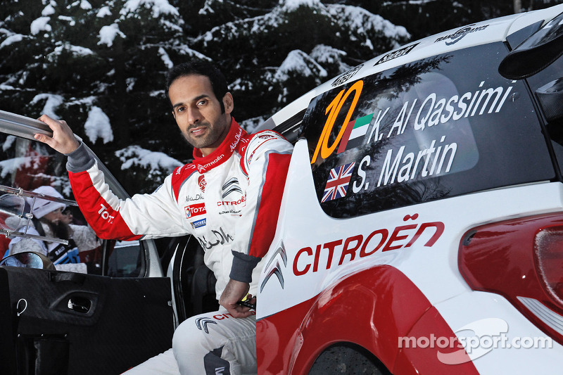 Al Qassimi eyes changes in WRC fortunes for Abu Dhabi Citroën partnership