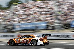 DTM Race report Triple victory for Mercedes-Benz at Norisring after stewards' decision