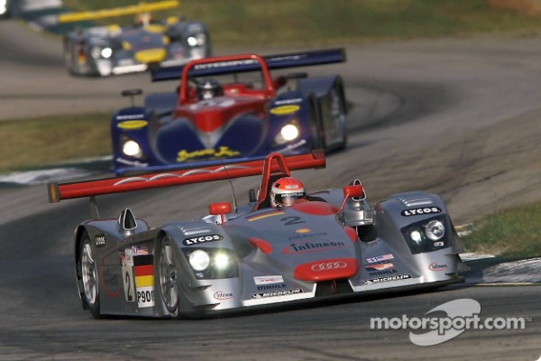 ALMS 2001: Audi defended their titles – Emanuele Pirro champion