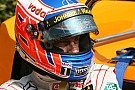 Vodafone McLaren Mercedes team on Hungarian GP