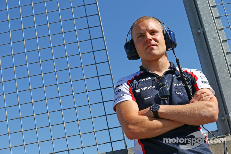 Williams team ready to take on the  Hungaroring
