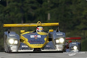 ALMS 2002: Audi and Tom Kristensen the series champions