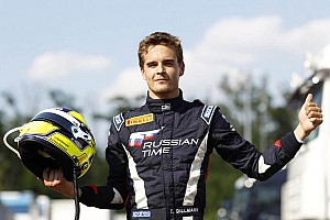 GP2 Qualifying report Tom Dillmann grabs maiden GP2 pole at the Hungaroring circuit