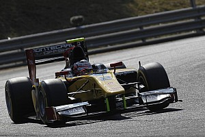GP2 Race report Excellent fifth place for Richelmi in Race 1 at the Hungaroring circuit