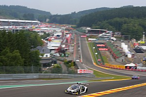 Endurance Race report Primat storms from P30 to finish P4 in the 24 Hours of Spa