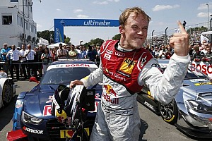 DTM Breaking news Audi and Ekström penalty upheld by DMSB, no winner at Norisring