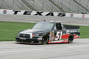 NASCAR Truck Preview Chad Hackenbracht is ready to tackle the