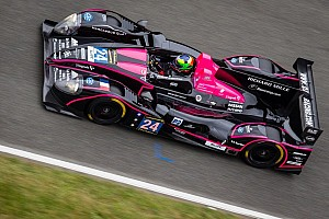 Asian Le Mans Testing report Asian LMS 3 Hours of Inje official test day