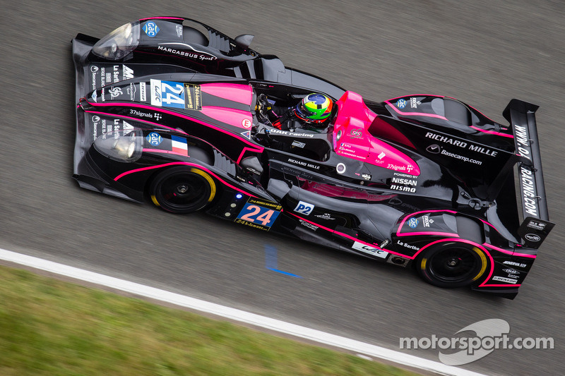 Asian LMS 3 Hours of Inje official test day