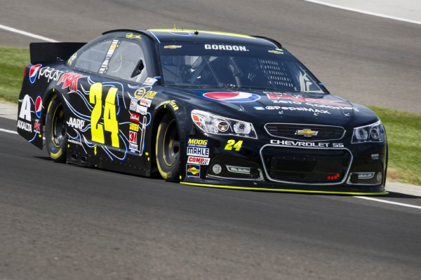 Gordon returns to top 10; next stop…Victory Lane