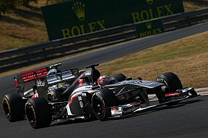 Formula 1 Breaking news Sauber 'never close to bankruptcy' - Kaltenborn