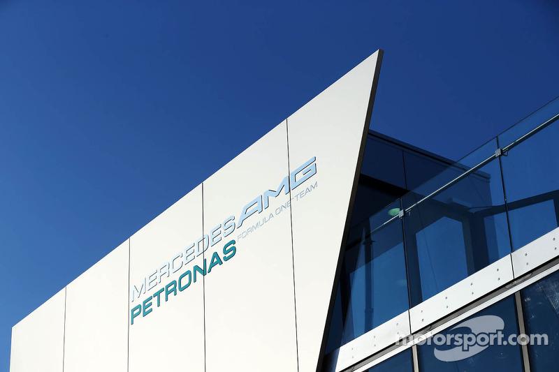 Mercedes AMG Petronas: lets 2014 engine roar - Video