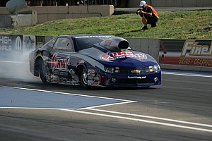 NHRA Qualifying report Line clinches spot in countdown in Seattle