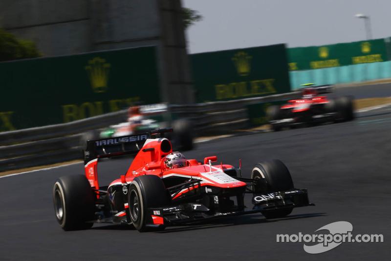Bianchi not ruling out 2014 Ferrari seat
