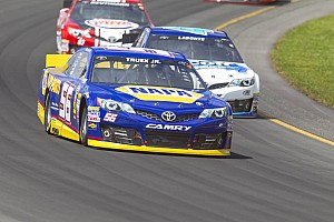 Truex heads to his favorite road course track at New York