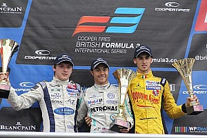 BF3 Race report Jaafar leads them home in race 1 at Brands Hatch